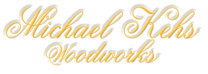 Michael Kehs Woodworks Logo