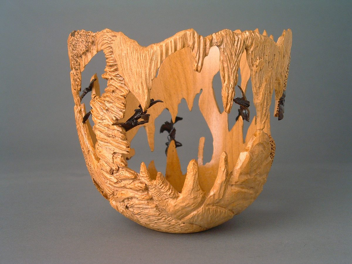 Carved Vessels 1