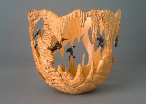 Carved Vessels 3